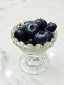 blueberries for cheesecake topping