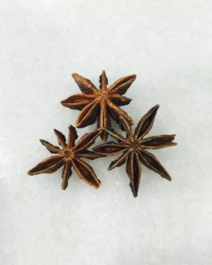 star anise pods for thai iced tea