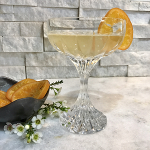 candied orange margarita