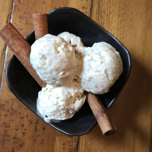 No-Churn Mexican Ice Cream