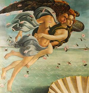 Birth of Venus wind