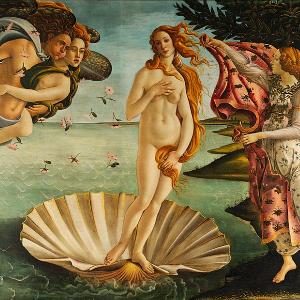 Botticelli Birth of Venus